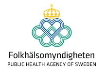 FoHM - Public health Agency of Sweeden